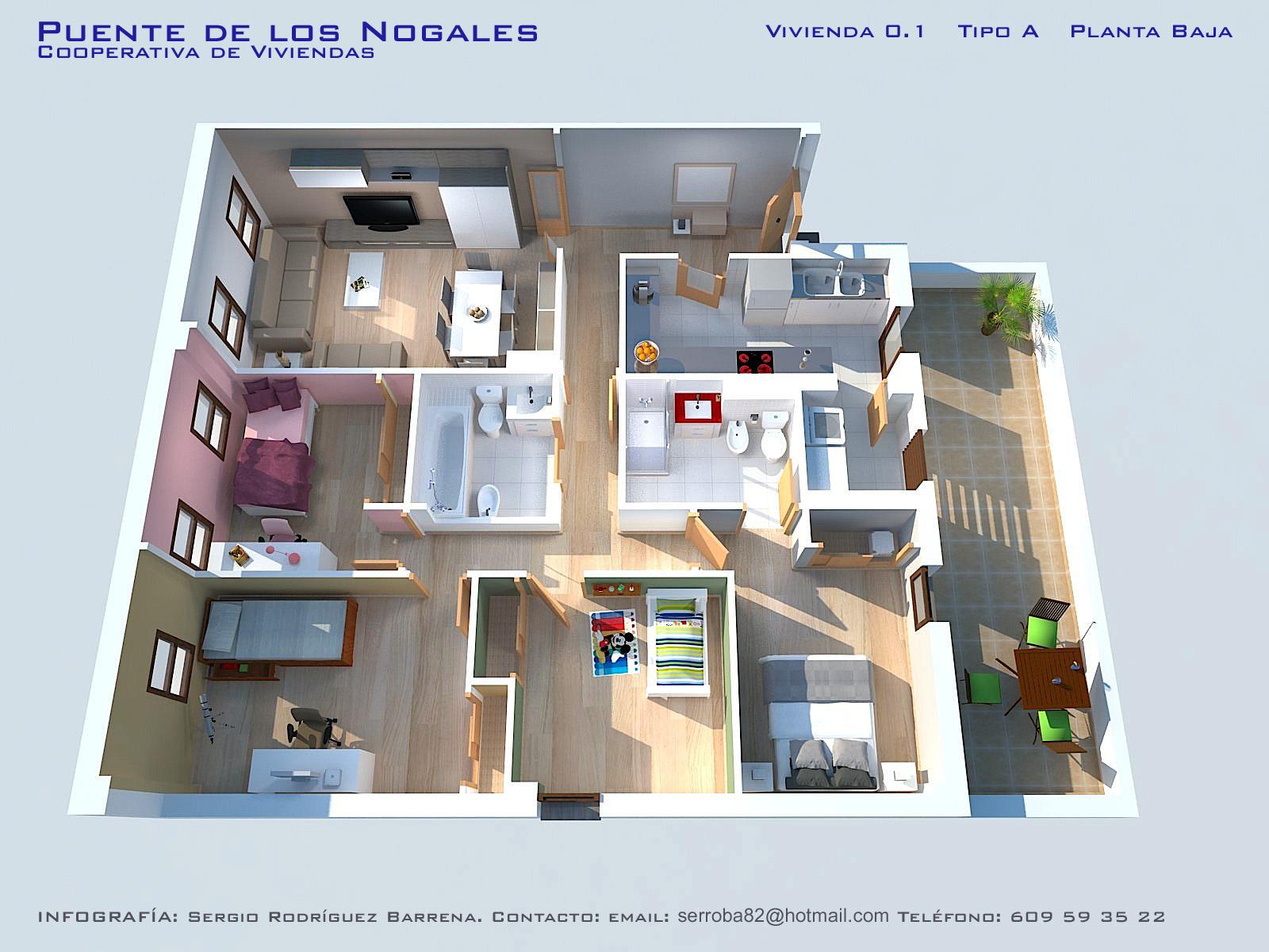 Precios De Planos De Casas. Good Plano Bajo C With Precios De Planos ...